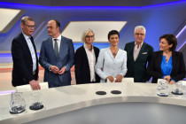 Bei Maischberger: Sahra Wagenknecht auf Abschiedtournee und Günther Jauch