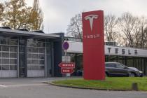 Tesla-Fabrik für E-Autos in Brandenburg: Skepsis bleibt angebracht