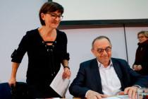 SPD: Walter-Borjans und Esken wollen 30 Prozent plus – aber wie?