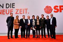 SPD demoskopisch aktuell bei 11 Prozent
