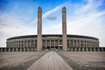 Weltrettung für 29,95 Euro: Klima-Event im Berliner Olympiastadion