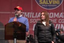 Salvini in Maranello: Bleibt nur der Ferrari rot?