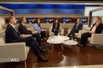 Bei Anne Will: Berlin – Der Mittelpunkt der Welt