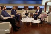 Anne Will: Schaumschlagenmit Anton Hofreiter
