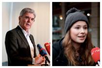 Joe Kaesers blamiert: Luisa Neubauer verschmäht Josefs Lolly von Siemens