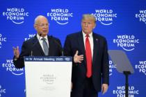Davos: Wo die Wirtschaft die Welt (und NGOs) in die Arme nimmt
