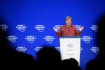 Von Merkel nichts Neues in ihrer Bewerbungsrede für die UN