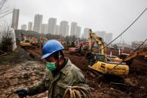 China handelt radikal anders als beim Sars-Erreger 2002 / 2003