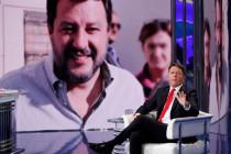 Salvini: heißer Wahlkampf in der Emilia-Romagna und Kalabrien