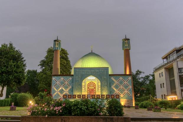 """Strafanzeige gegen """"Blaue Moschee"""" wegen Terror-Unterstützung"""