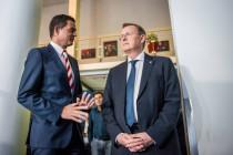 Es kommt zum Bündnis zwischen den Linken und der CDU in Thüringen