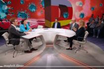 Bei Illner: Jetzt isses halt da, das Coronavirus