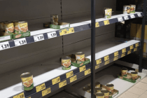Hamsterkäufe: Sorge vor Coronavirus und leere Supermarktregale