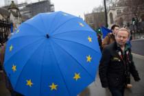 Die Europäische Union nimmt Abschied