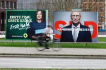 Hamburg-Wahl: Triumph der SPD, totale Niederlage für CDU