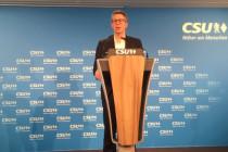 """CSU will """"politische Ränder"""" isolieren – weiß aber nicht, wie"""