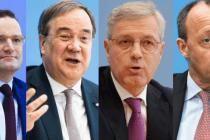 CDU-Kandidatenwettbewerb: Angela Merkel lässt die Puppen tanzen