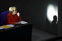 Merkels Finale
