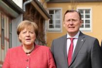 Thüringen: Merkels Waterloo?