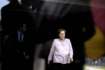 Merkels Iden des Februar