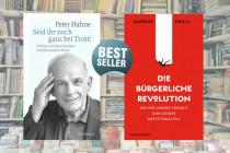 Peter Hahne und Markus Krall führen die Sachbuch Bestsellerliste an