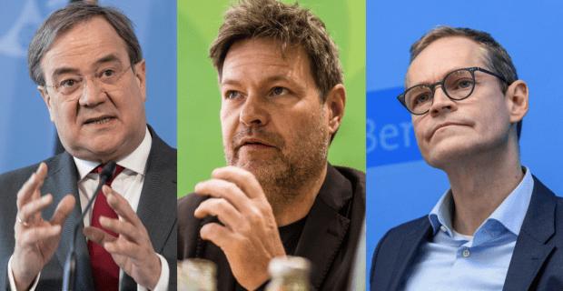 Unsere Besten: Welcher Politiker beweist in Corona-Zeiten Führungsqualitäten?