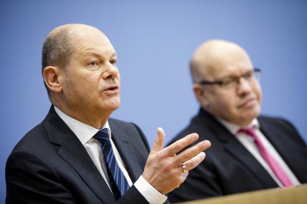 Coronakrise: Regierung sagt Kredite in unbegrenzter Höhe zu