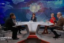 Anne Will im Wettstreit mit Maybrit Illner: Wer verteidigt Platz 1?