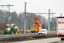 Oberleitungen für Autobahnen: Auf dem E-Highway ist nichts los