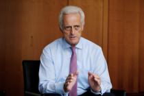 CSU-Politiker Peter Ramsauer: Die Wirtschaft nach Ostern wieder anfahren