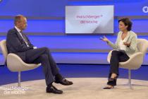 Bei Maischberger: Friedrich Merz ohne Glaskugel und Katja Riemann mit nichts