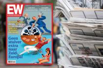"""Elsevier Weekblad: """"Keine 5 Cent mehr für Südeuropa"""""""