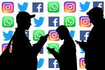 Der Einfluss von Facebook, Twitter, WhatsApp und Co.