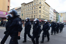 Neues Antidiskriminierungsgesetz: Polizei der Länder will nicht mehr in Berlin aushelfen