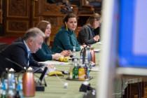 """Hamburg: SPD und Grüne wollen erheblich mehr """"Flüchtlinge"""" aufnehmen"""