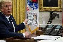 Donald Trump gegen Social Media: Erlebt Twitter jetzt sein persönliches Waterloo?