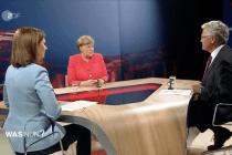 """Merkels """"demokratische Zumutung"""" und ein ganz festes Versprechen"""