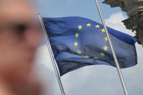 Wer sich an der EU-Flagge versündigt, dem droht künftig Knast