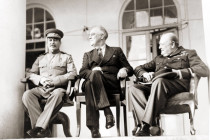 Was Hitler über Stalin und Mussolini sagte