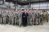 Trump: Massiver Abzug von US-Truppen aus Deutschland?
