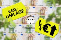 EEG-Umlage: Strompreise werden weiter steigen