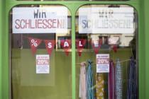 Report: Arbeitsplatzverluste im Einzelhandel und Unternehmen