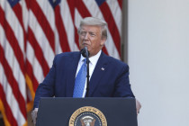 Donald Trumps Ankündigung des Militäreinsatzes im Wortlaut