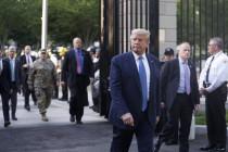 Deutsche Medien möchten die USA von Trump befreien