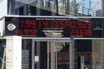 Corona-Politik beschert Deutschland Rekord-Schuldenstand