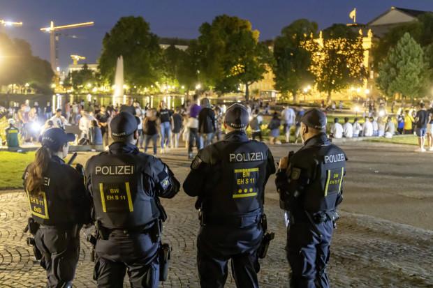 Stuttgart: Wieder schwere Auseinandersetzung – Zweifel an Polizei-Aussagen