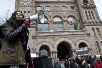 Kanadische BLM-Aktivistin: »Weiße Haut ist untermxnschlich«