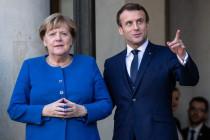 Wie Merkel als Handlanger Macrons ein Problem für die EU wird