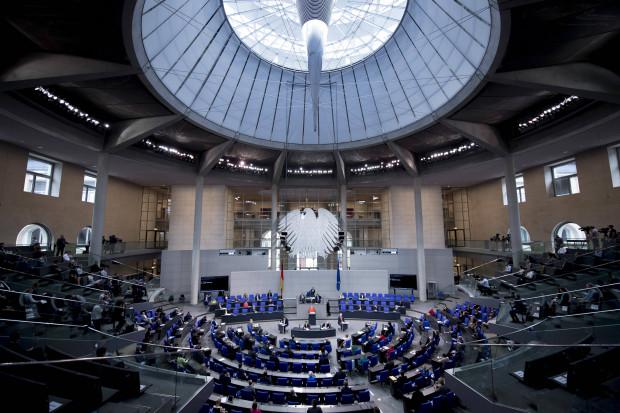 Bundestagsabgeordnete werden mit sich selbst beschäftigt