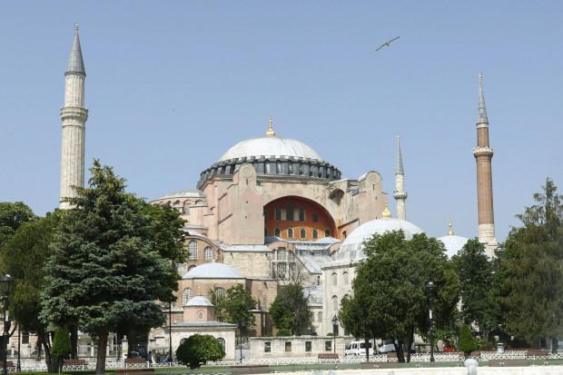 Die Hagia Sophia als Moschee ist für Erdogan mehr als notwendig